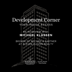 Development Corner Podcast - Eleven Eleven Realty